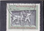 Sellos del Mundo : Africa : Alemania : NOVAESIUM- NEUSS 2000 AÑOS