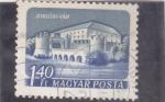 Sellos de Europa - Hungría -  CASTILLO DE SIKLOSI-VAR