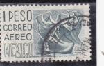 Stamps Mexico -  DANZA DE LA LUNA