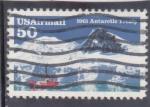 Stamps United States -  TRATADO DE LA ANTARTIDA