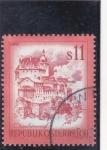 Sellos de Europa - Austria -  PANORAMICA DE ENNS