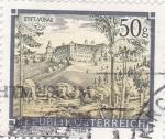 Stamps Austria -  PANORAMICA DE STIFT VORAU
