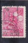 Stamps : America : Ecuador :  BANANAS