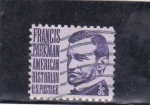 Stamps United States -  FRANCIS PARKMAN