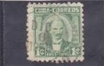 Stamps Cuba -  JOSE MARTI