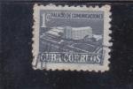 de America - Cuba -  PALACIO DE COMUNICACIONES