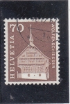 Stamps : Europe : Switzerland :  CASA TIPICA