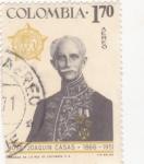 Sellos de America - Colombia -  JOSÉ JOAQUÍN CASAS