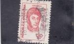 Stamps : America : Argentina :  GENERAL JOSÉ DE SAN MARTIN