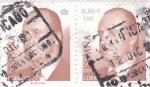 Sellos de Europa - España -  REY JUAN CARLOS I  (25)