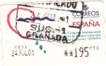 Stamps Spain -  ATM- CONGRESO INTERNACIONAL RIESGOS LABORALES(25)