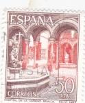 Stamps Spain -  HOSPITAL DE LA CARIDAD (25)