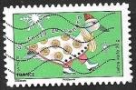 de Europa - Francia -  Un pato
