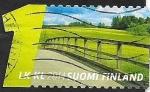 de Europa - Finlandia -  2311 - Puente de Punkalaidun