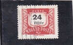 Stamps : Europe : Hungary :  C I F R A S