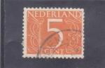 Stamps Netherlands -  C I F R A S
