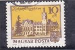 Sellos de Europa - Hungría -  PANORAMICA DE KISKUNFELEGYHAZA-ciudad