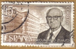 Stamps Europe - Spain -  Secundino Zuazo