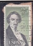 Stamps : Europe : Spain :  José de Espronceda (26)