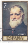 Sellos de Europa - España -  retrato de Rivadeneira (26)