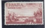 Stamps : Europe : Spain :  San Elías Alaska (26)