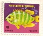 Sellos de Africa - Guinea Ecuatorial -  Piscardo