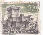 Sellos de Europa - España -  castillo de Villasobroso (26)