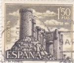 Sellos de Europa - España -  castillo de Peñafiel(26)