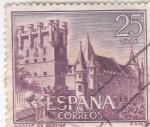 Stamps : Europe : Spain :  alcazar de Segovia(26)
