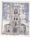 Stamps Spain -  Torre S. Miguel (Palencia) (26)