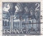 Stamps Spain -  San Francisco (Orense) (26)