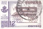 Sellos de Europa - España -  museo postal y telecomunicaciones (26)