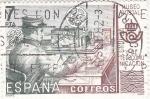 Stamps Spain -  museo postal y telecomunicaciones (26)