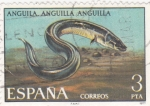 Stamps Spain -  Anguila (26)