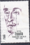 Stamps Spain -  Francisco Salcillo (26)