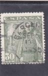 Sellos del Mundo : Europa : España : generalísimo Franco (26)