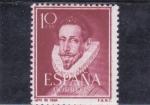 Stamps : Europe : Spain :  Lope de Vega (26)