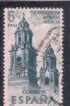 Sellos de Europa - España -  Catedral de Morella (26)