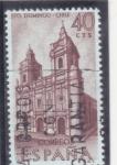 Sellos de Europa - España -  Catedral de Sto Domingo(Chile) (26)