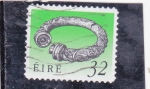 Sellos del Mundo : Europa : Irlanda : artesania