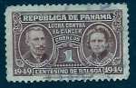 Stamps Panama -  Lucha contra cancer