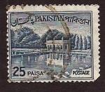 Sellos de Asia - Pakistán -    Estanque