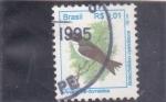Sellos de America - Brasil -  Aves