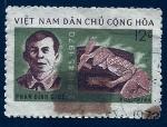 Sellos de Asia - Vietnam -  Heroe nacional