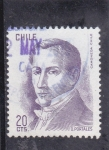 Stamps Chile -  Portales