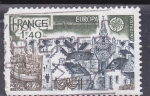 Stamps France -  EUROPA CEPT- Port Breton