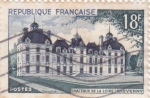 Sellos del Mundo : Europa : Francia :  castillo de Loira