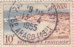 Sellos de Europa - Francia -  Panorámica de Royan