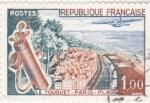 Stamps : Europe : France :  Le Touquet-París-Plage