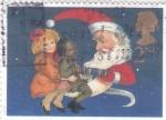 Stamps United Kingdom -  regalos navideños